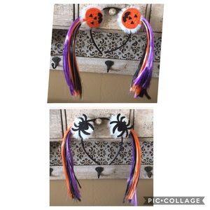 Bundle Lot Halloween Hair Head Bands